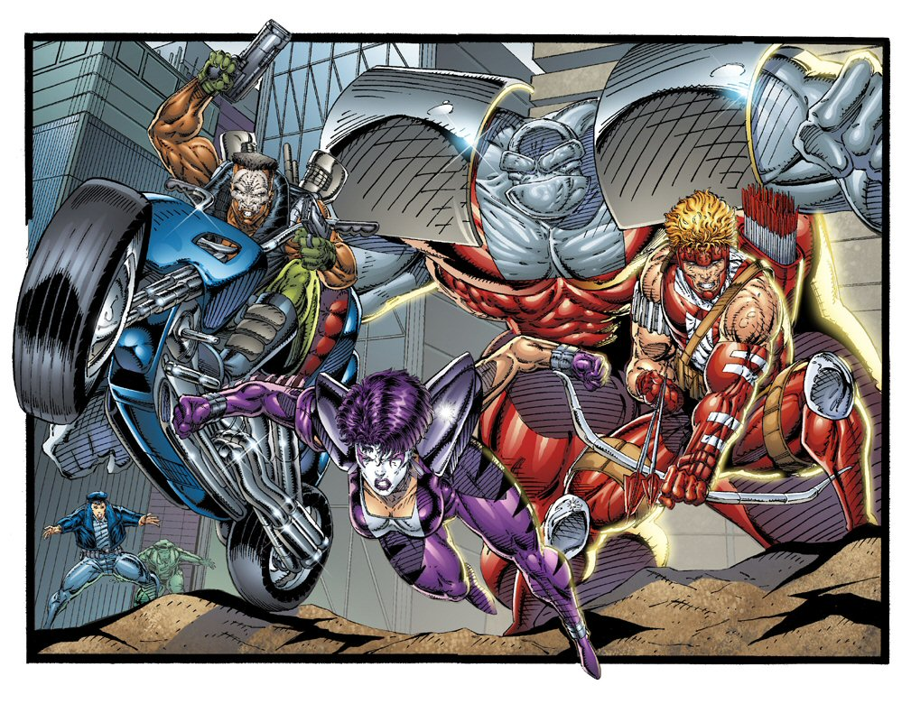 Youngblood de Rbo Liefeld