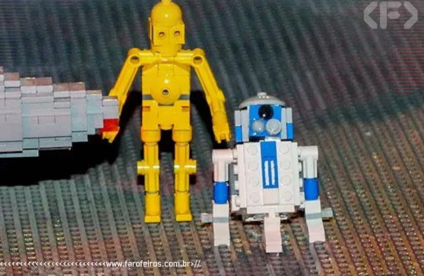 LEGO Star Wars Miniland - Blog Farofeiros