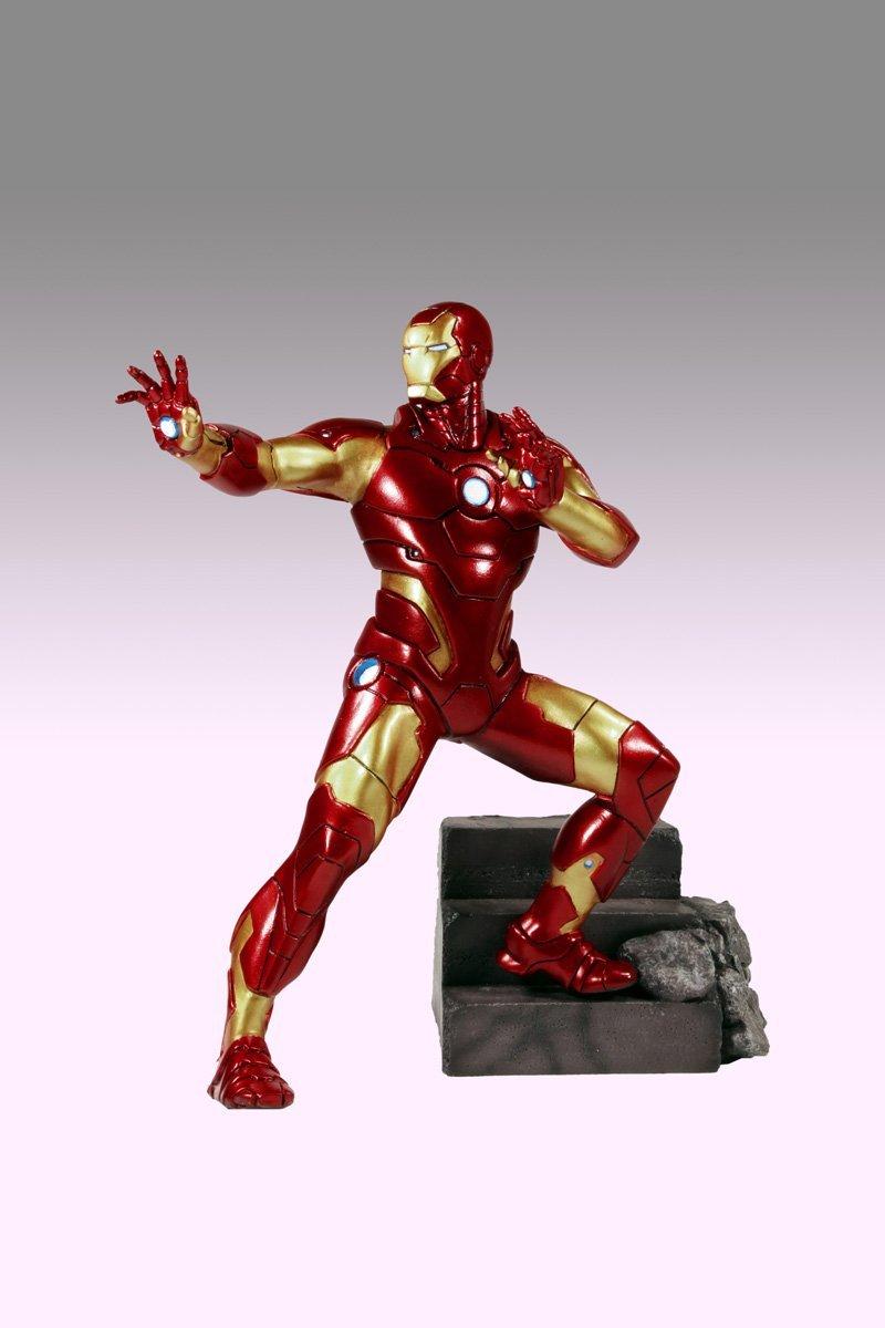 Avengers Reborn – Iron Man Fine Art Cold Cast Statue