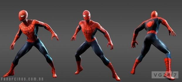 Marvel Heroes - Blog Farofeiros