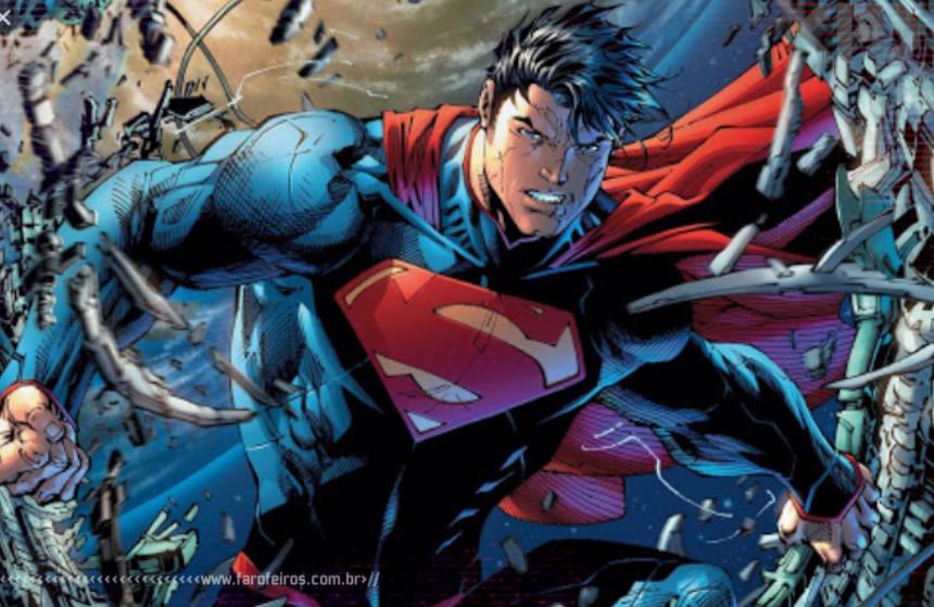 Superman - Novos 52 - Blog Farofeiros