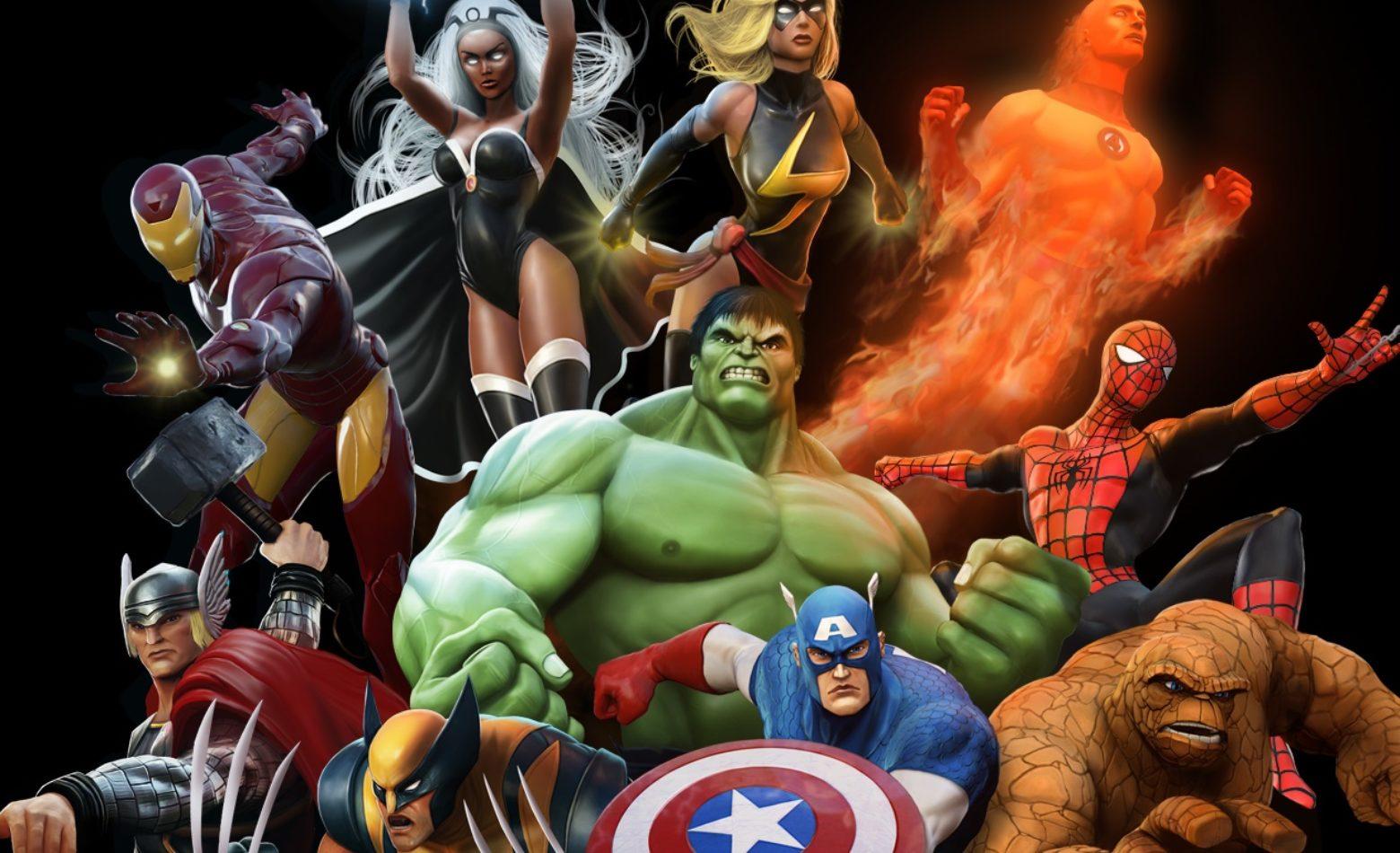 Marvel Heroes - Marvel versão Diablo - O fim de Marvel Heroes