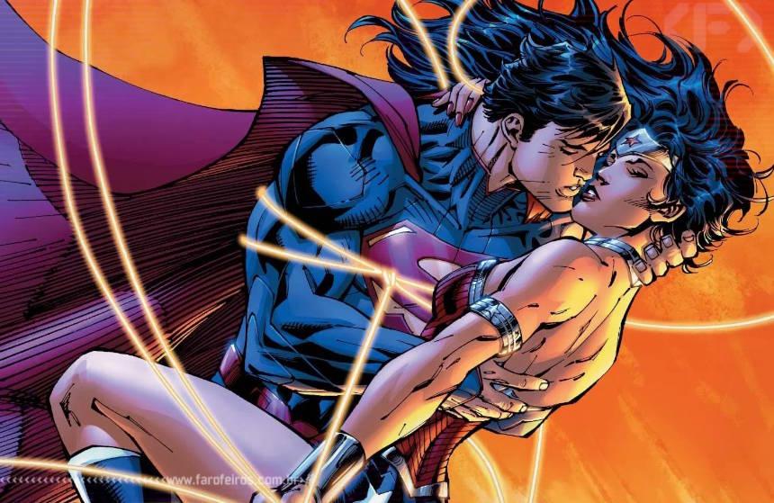 Conheça o casal Superman e Mulher Maravilha - Justice League #12 - Novos 52 - Blog Farofeiros
