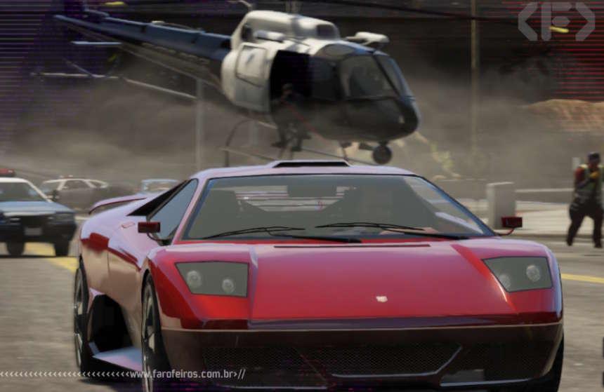 Novas imagens de GTA V - Blog Farofeiros