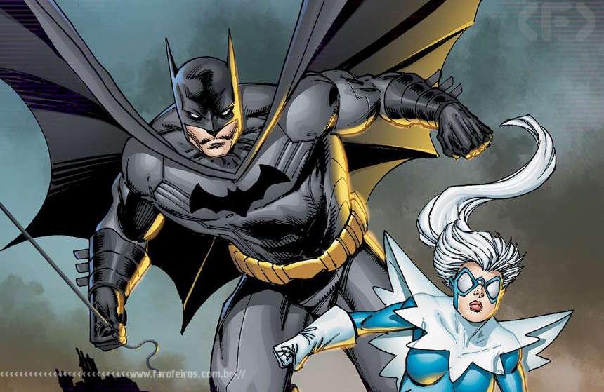 Rob Liefeld pede demissão da DC Comics - Blog Farofeiros