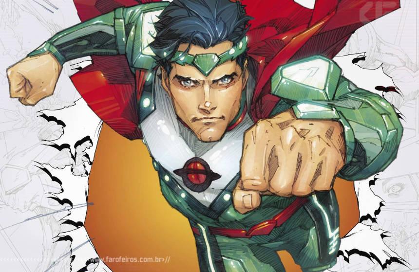 Preview de Superman #0 - Os Novos 52 - DC Comics - Blog Farofeiros