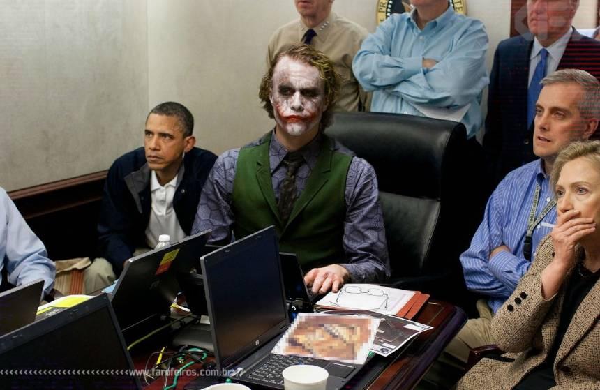 Obama apresenta novo assessor - Blog Farofeiros
