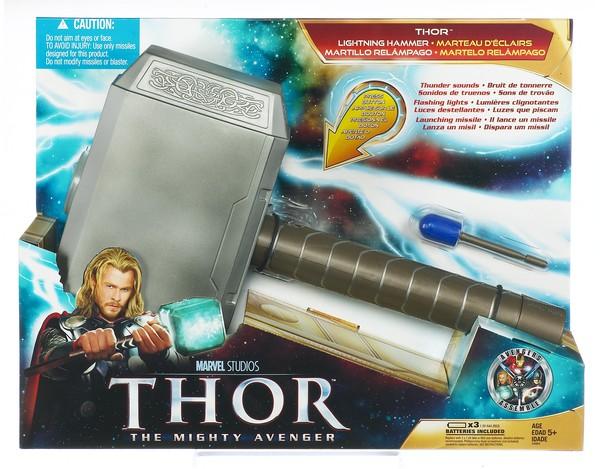 Mjolnir - Quem precisa comprar um martelo do Thor - Blog Farofeiros