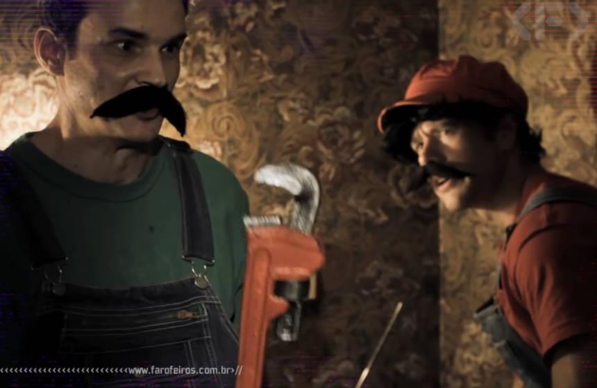 Super Mario Warfare - Blog Farofeiros