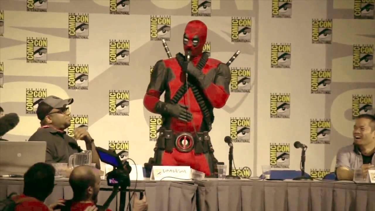 Deadpool na SDCC - Game