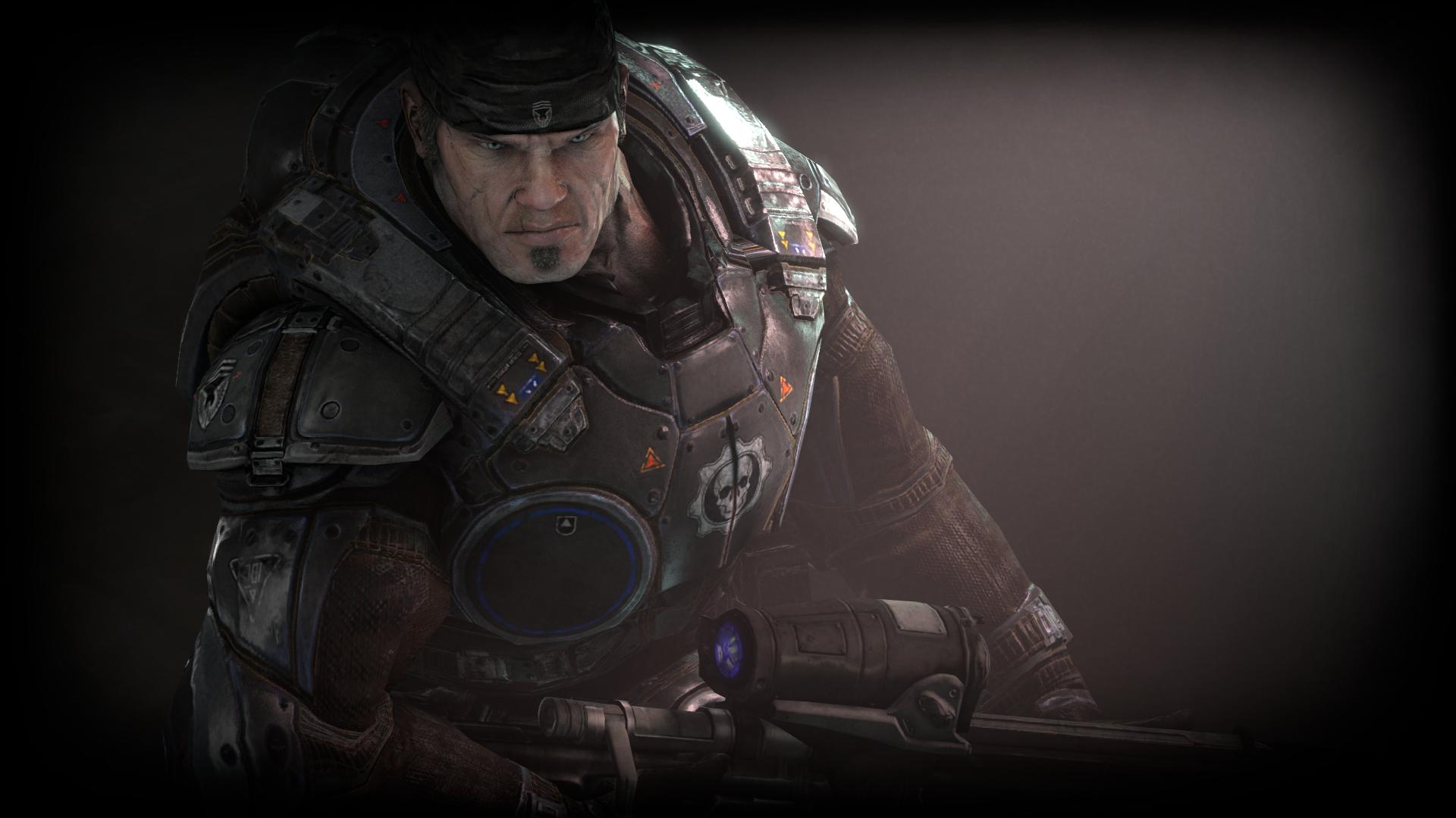 Gears of War - Marcus Fenix