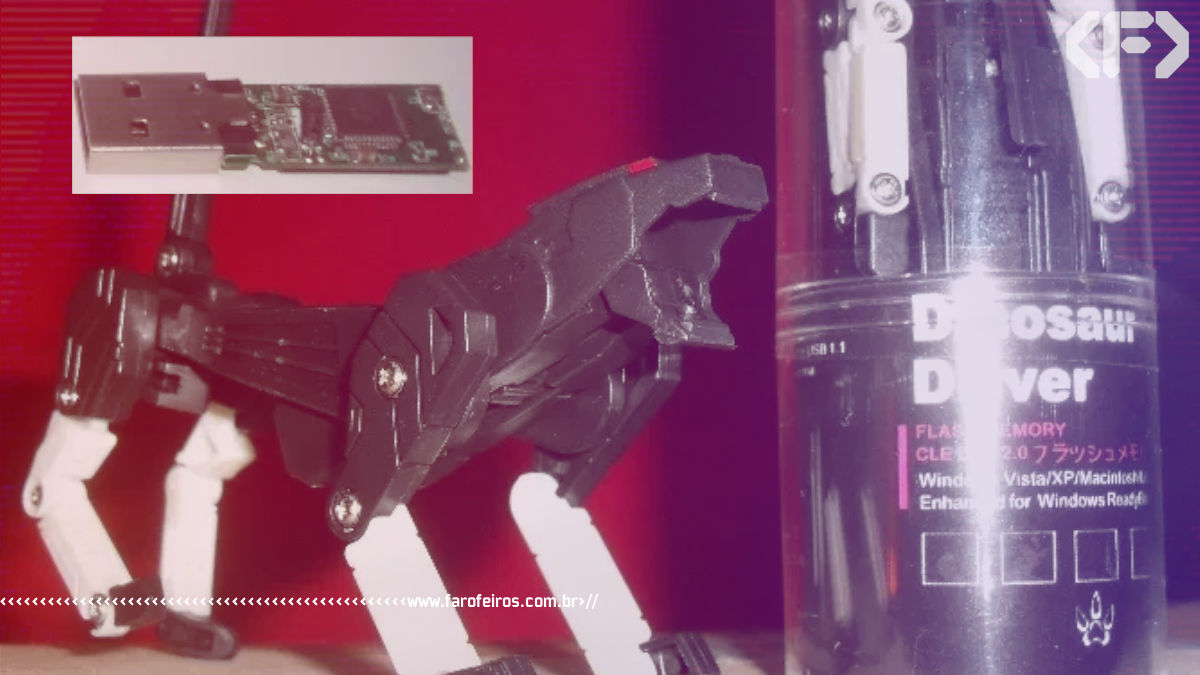 Pendrive Transformers Made In China - Blog Farofeiros