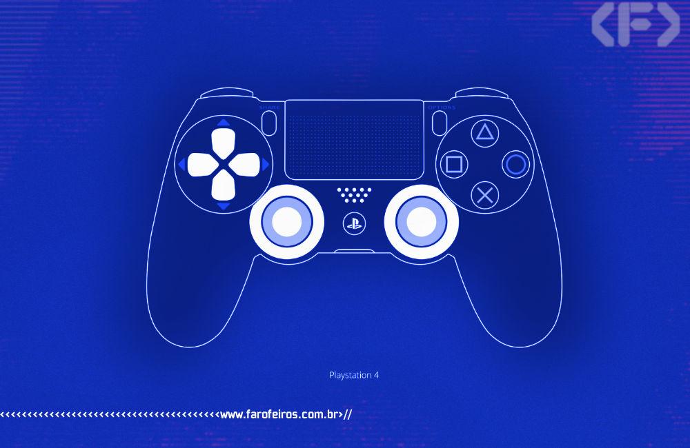 Você vai mesmo comprar um videogame de nova geração - Dual Shock - PS4 - Playstation 4 - Blog Farofeiros