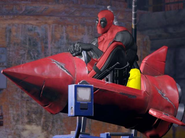 Melhores momentos do jogo do Deadpool sendo Deadpool