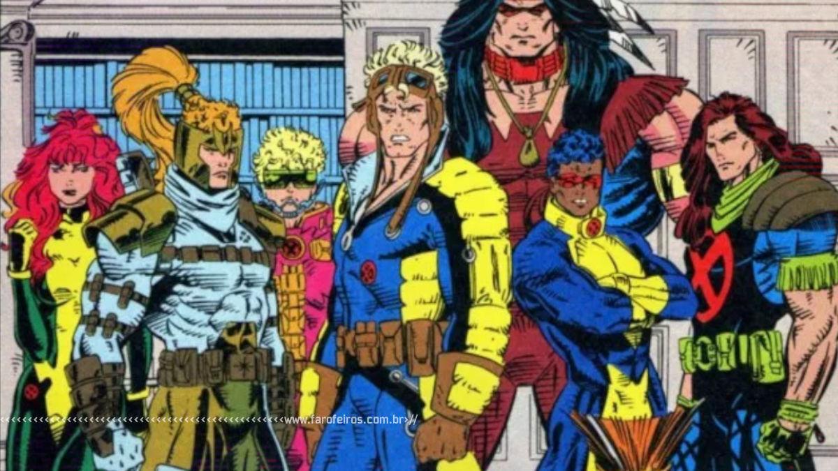 X-Force - Marvel Comics - Blog Farofeiros