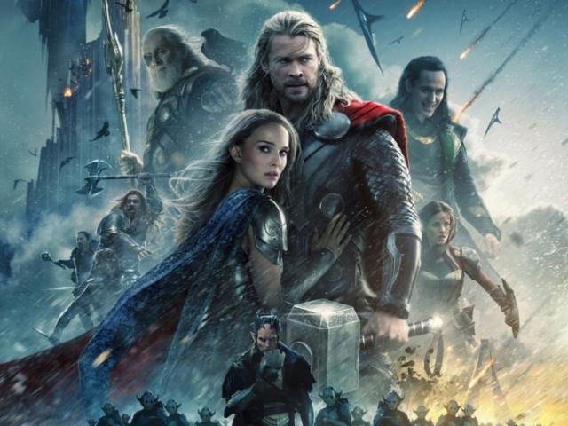 Thor - O Mundo Sombrio - Blog Farofeiros