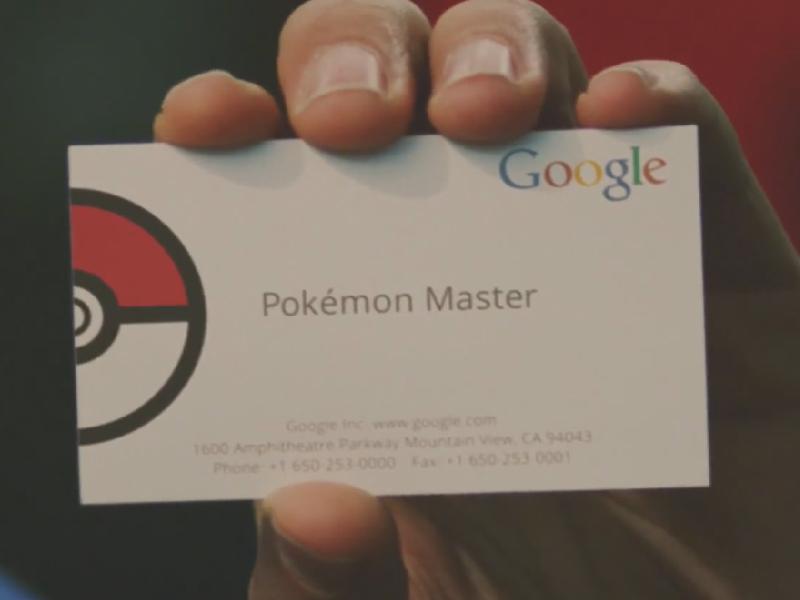 Seja um Mestre Pokemon do Google - Blog Farofeiros
