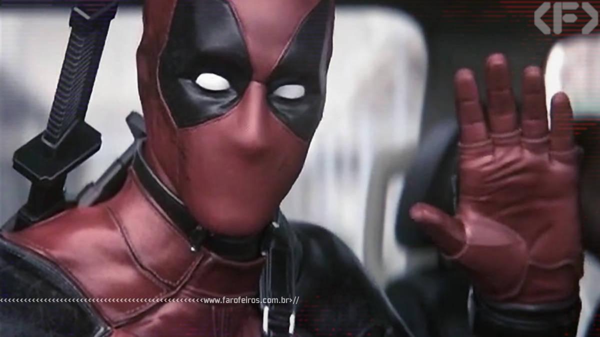 Veja o teaser do filme do Deadpool que não virou filme - Blog Farofeiros