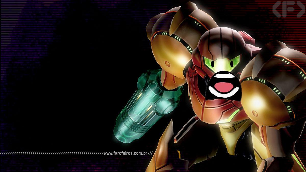 Nintendo anuncia jogo do Metroid versão Maya - Blog Farofeiros