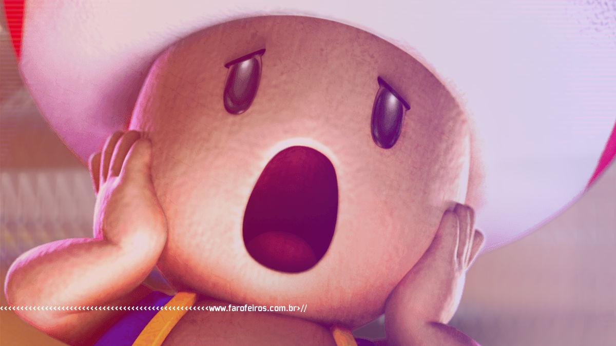 Tá errado isso Mario - Super Mario - Toad - Blog Farofeiros