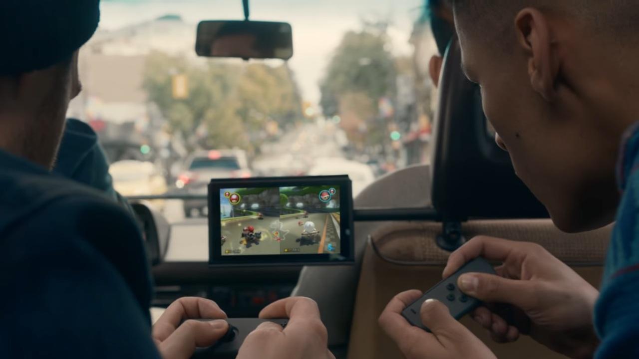 Agora vi vantagem em comprar um Nintendo Switch