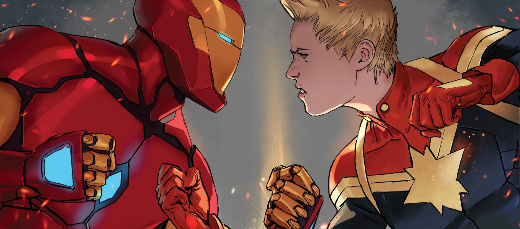 Conclusão de Guerra Civil II - Guerra Civil II: Tony Stark está morto?