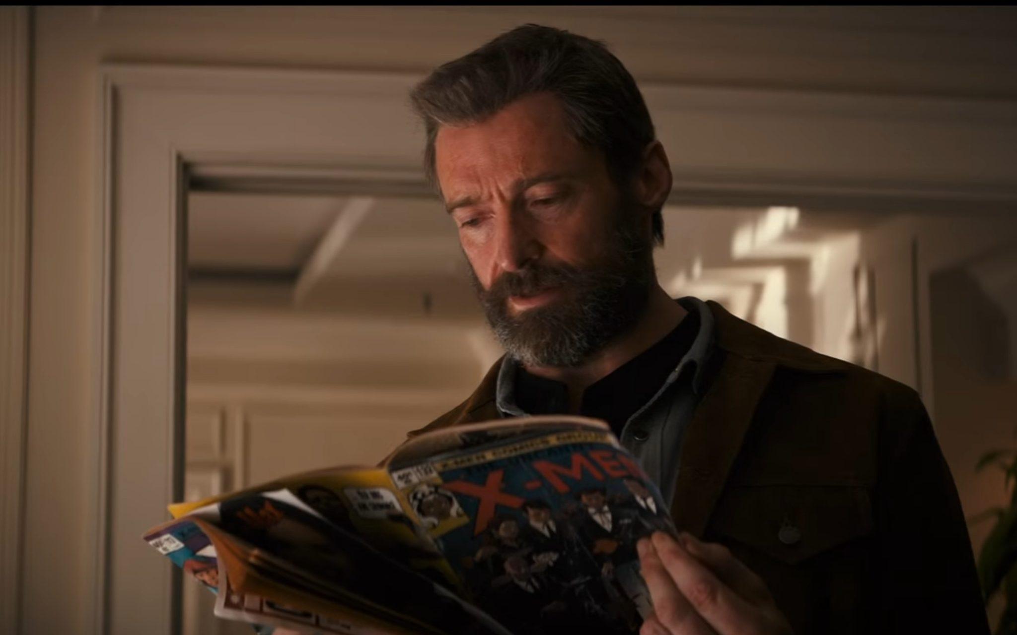 Logan - Os Quadrinhos do Trailer