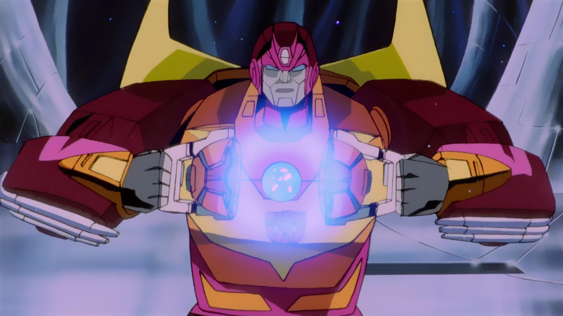 Rodimus Prime - Transformers - Matrix