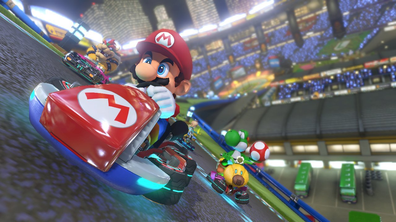 Super Kart 8 - Nintendo Switch