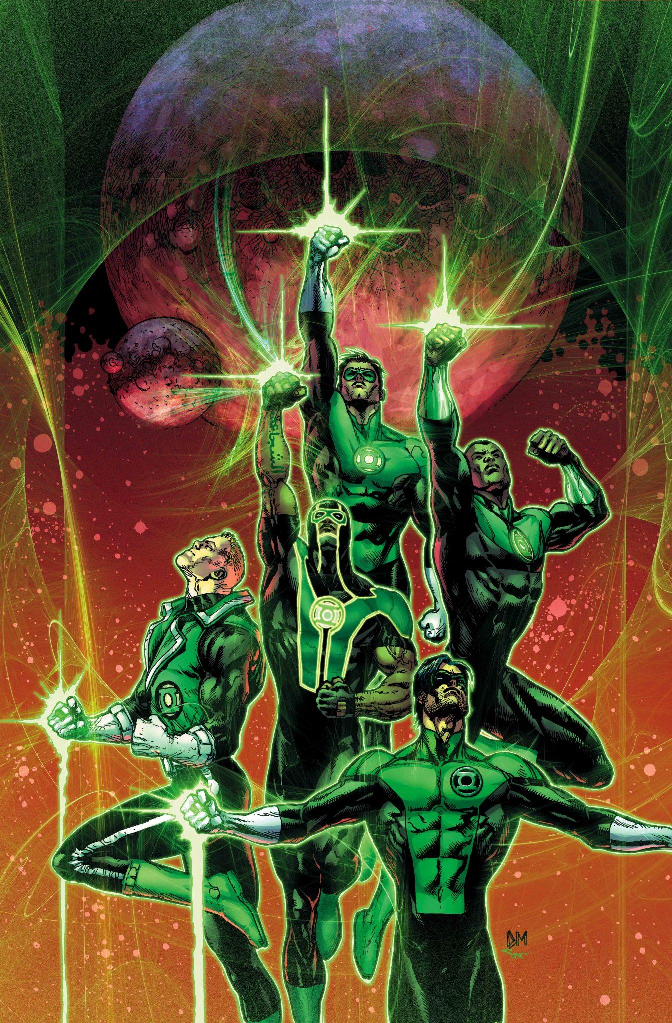 Tropa Lanterna Verde