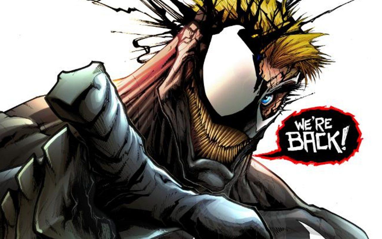 Venom o retorno