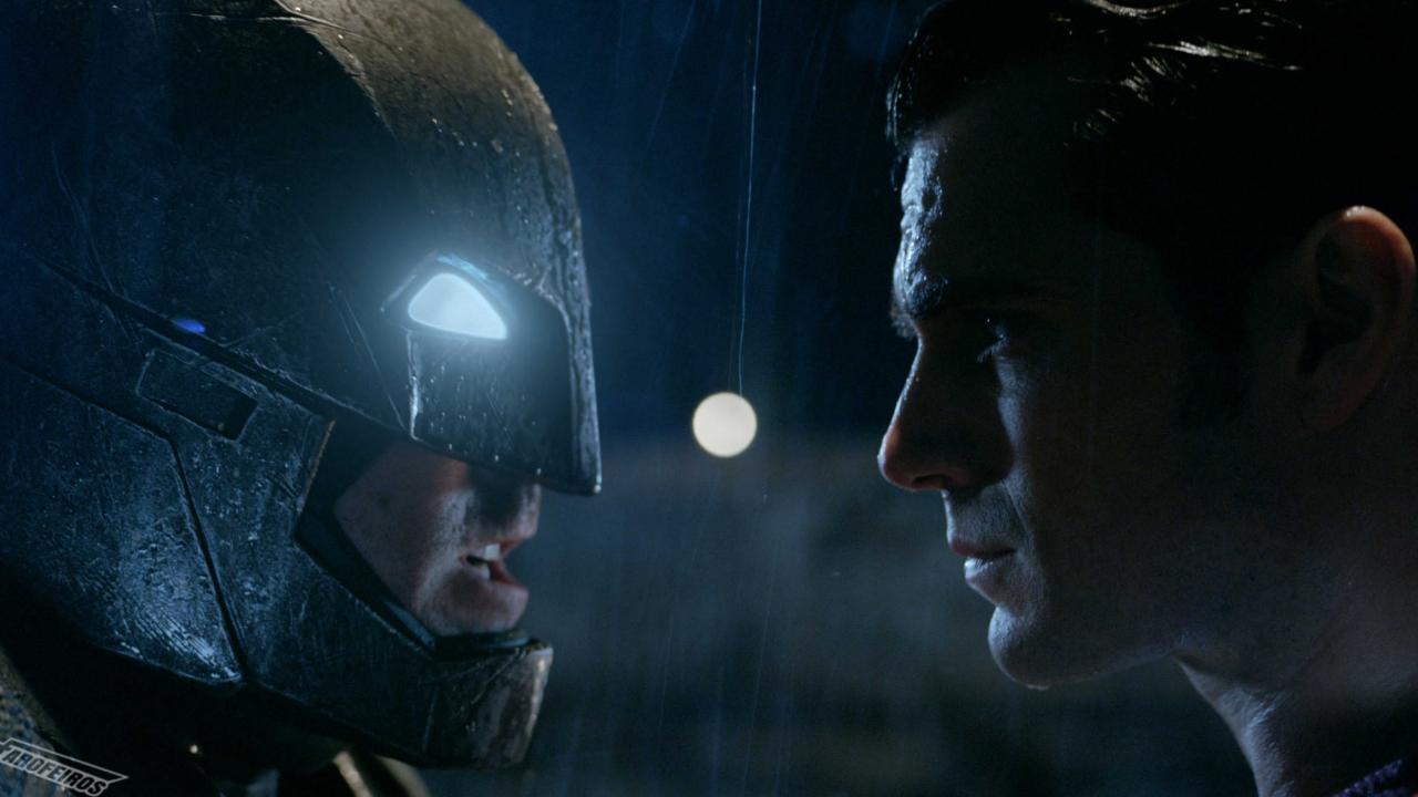 Batman V Superman - Ben Affleck e Henry Cavill - Zack Snyder