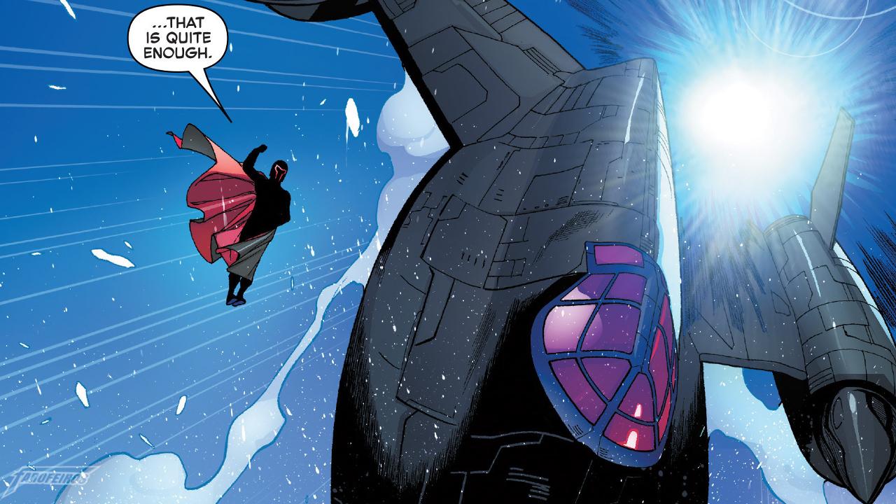 Magneto - Isso Já É Suficiente