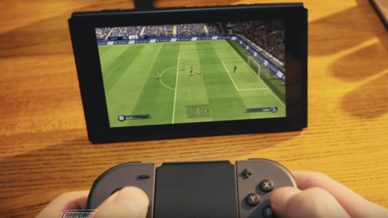 Nintendo Switch - FIFA 18