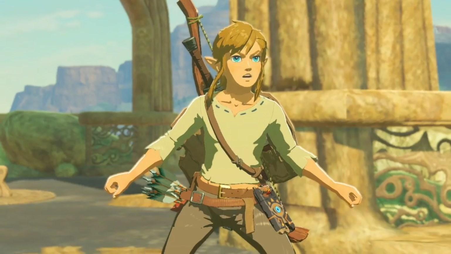 Zelda - Breath of the Wild