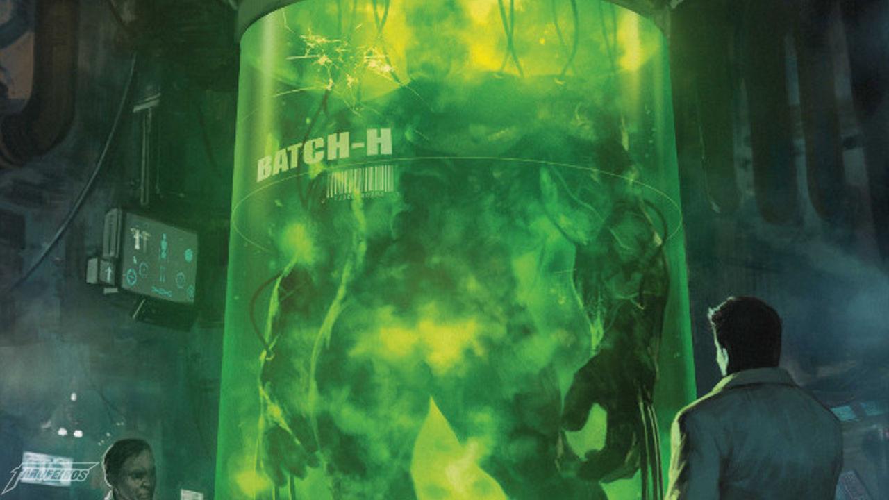Armas de Destruição Mutante