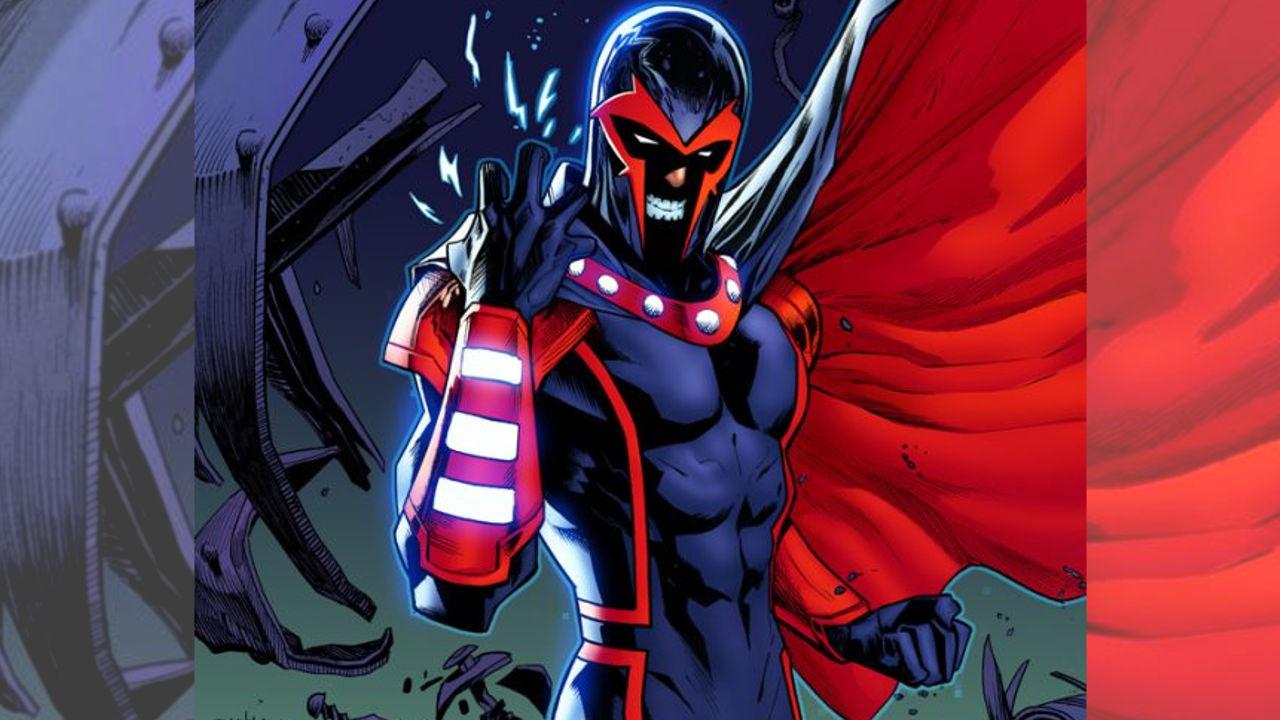 Magneto Império Secreto