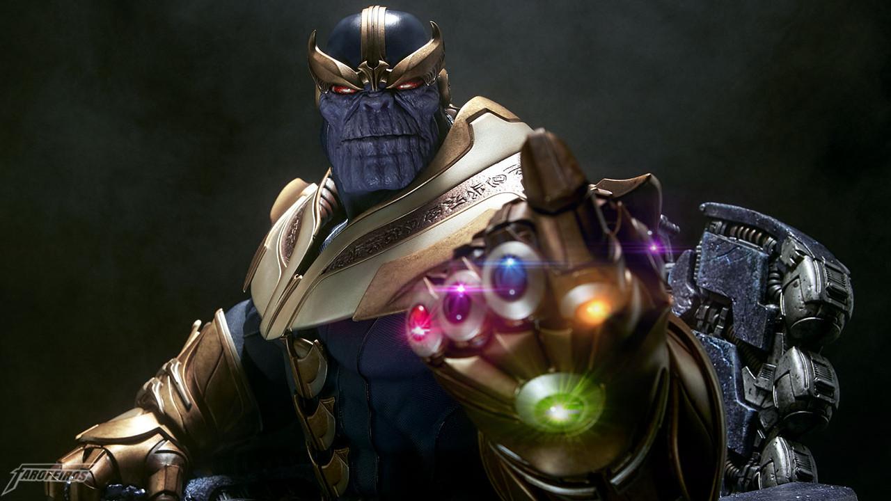 Thanos no Trono