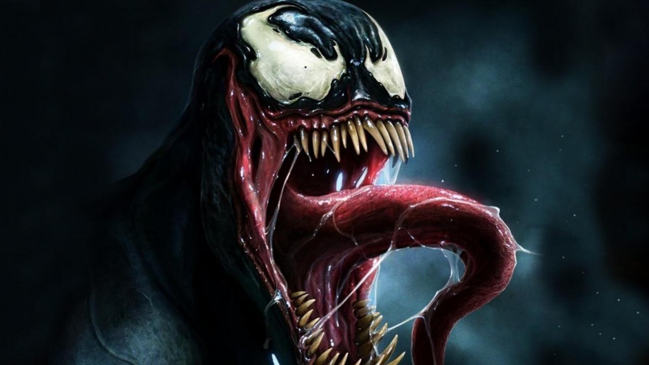 Venom - Os simbiontes da Marvel Comics - Blog Farofeiros