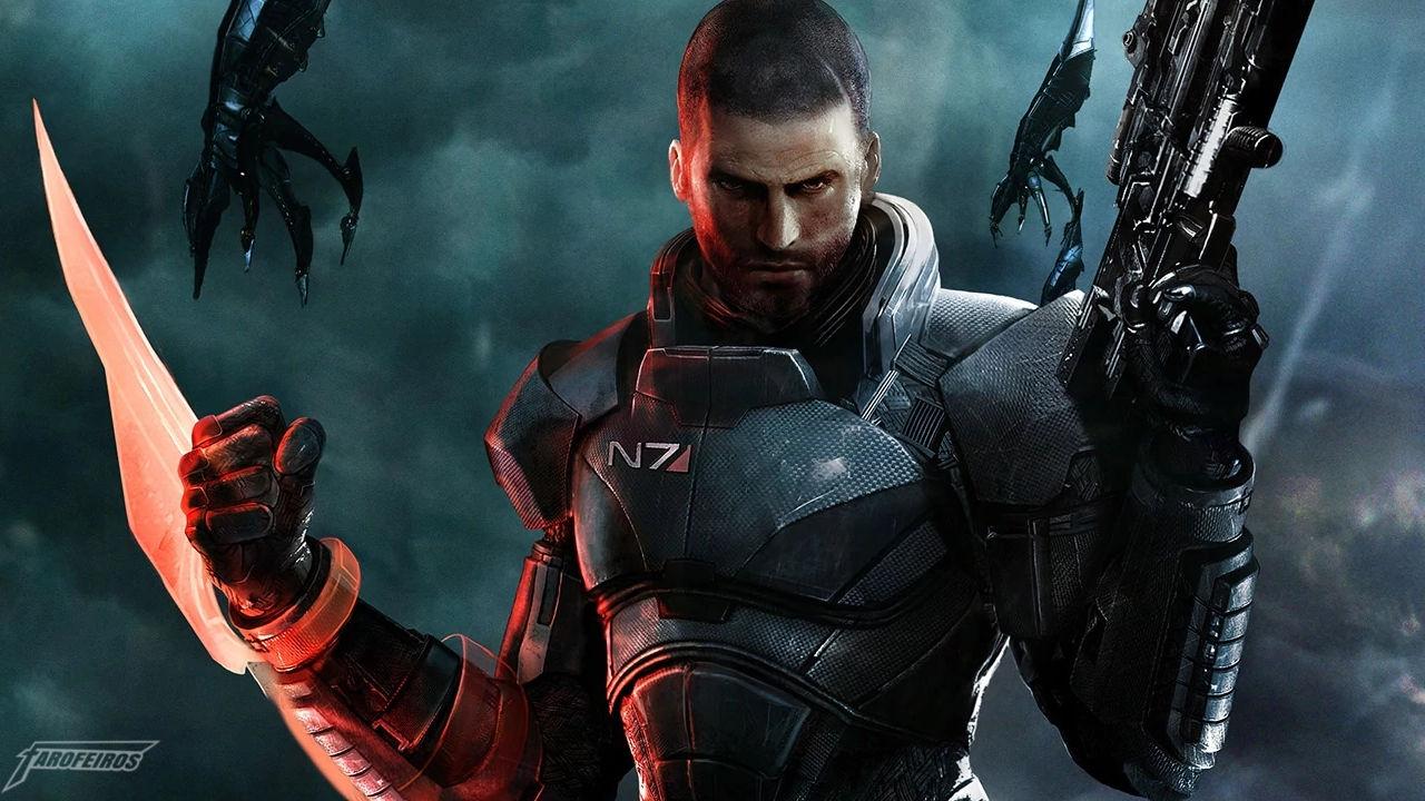 Armas de Mass Effect