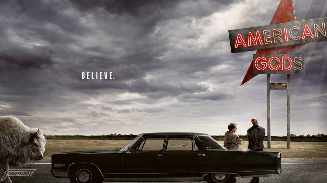 Como assistir American Gods