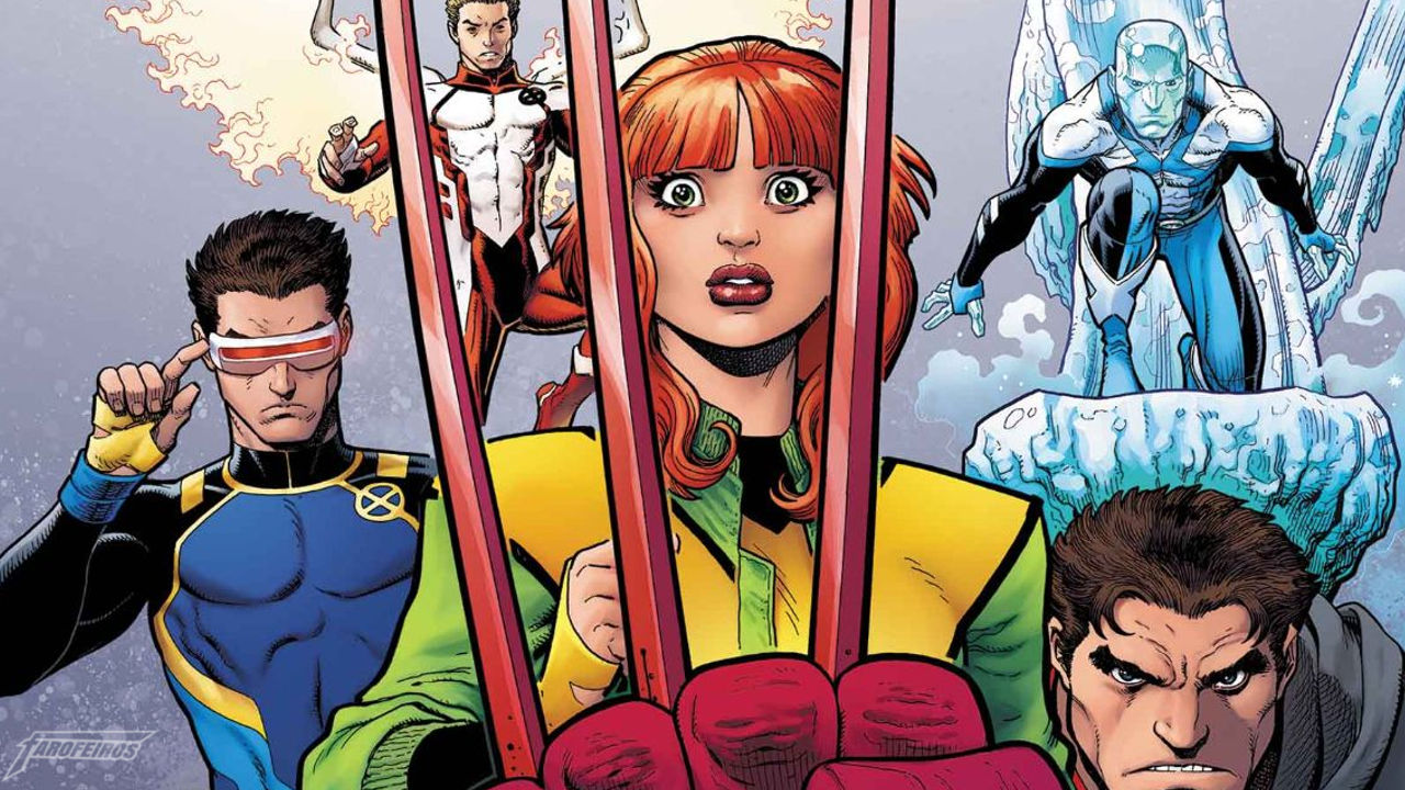 Quem é o Wolverine em X-Men Blue