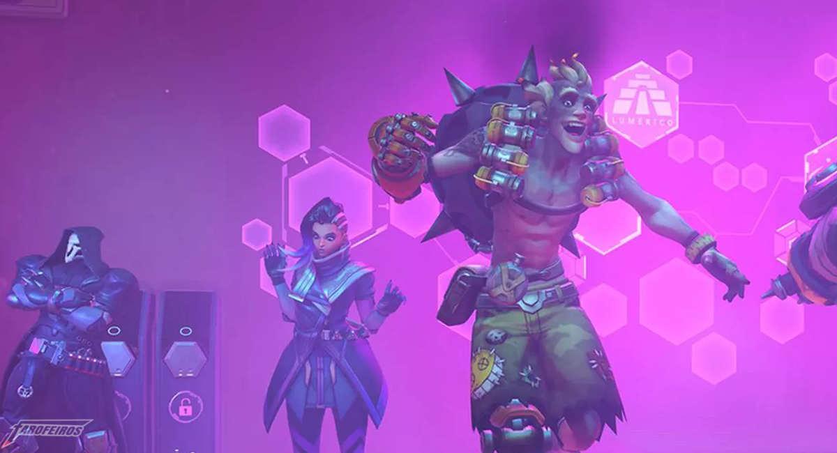Danças de Overwatch