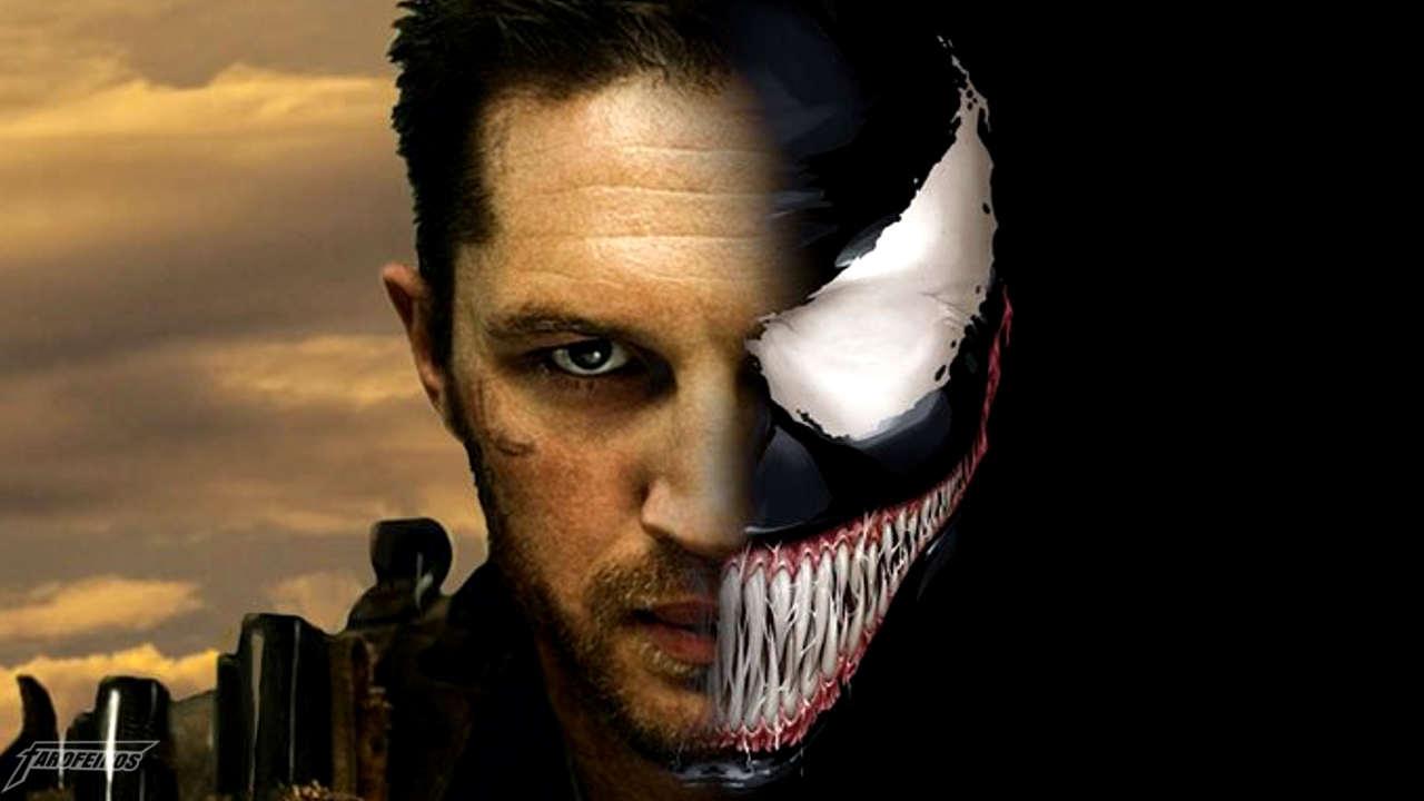 Filme do Venom - Tom Hardy