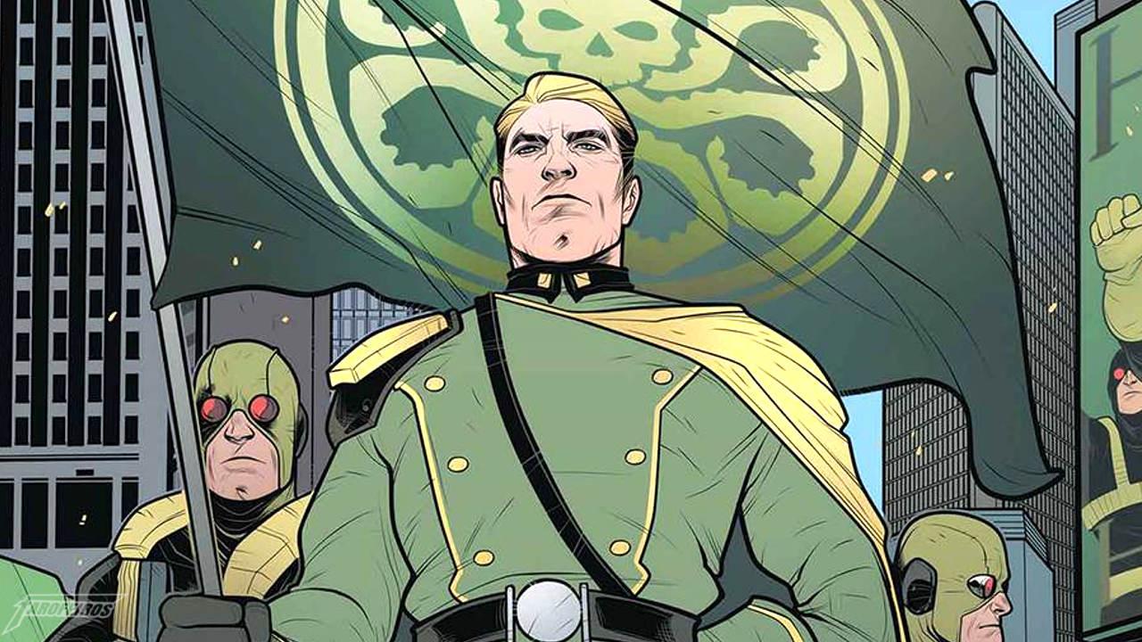 Império Secreto 1 - O destino de Rick Jones