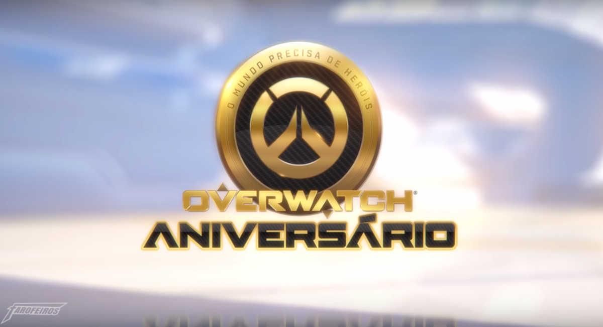 Overwatch Aniversário