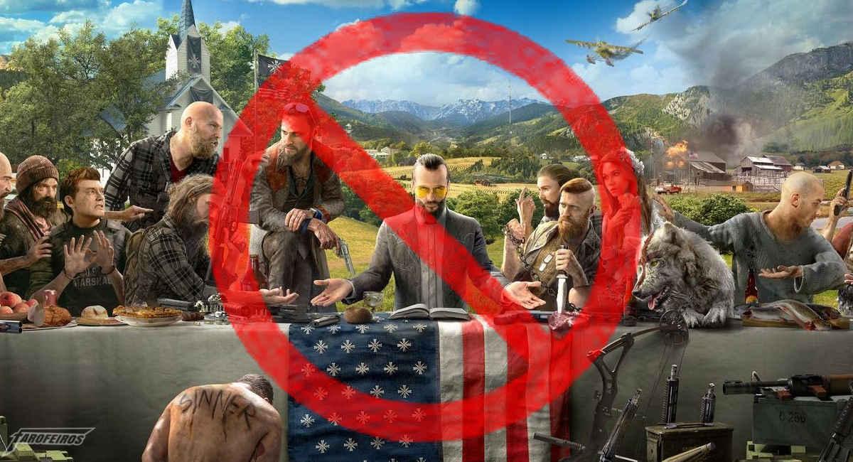 Petição pede cancelamento de Far Cry 5