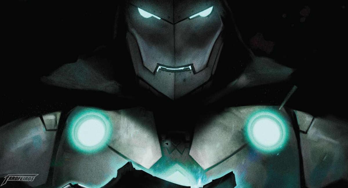 Tony Stark estranho