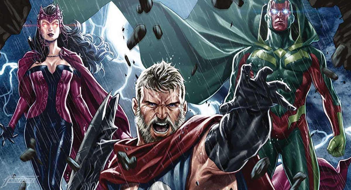 As motivações dos Vingadores da Hidra