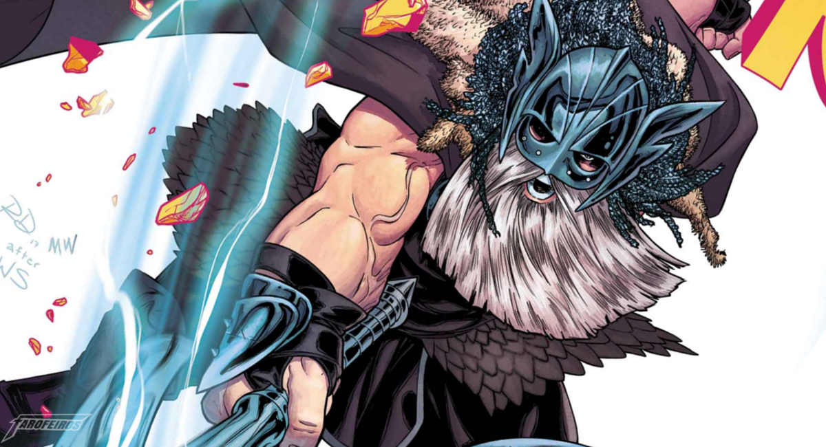 A identidade do Thor da Guerra